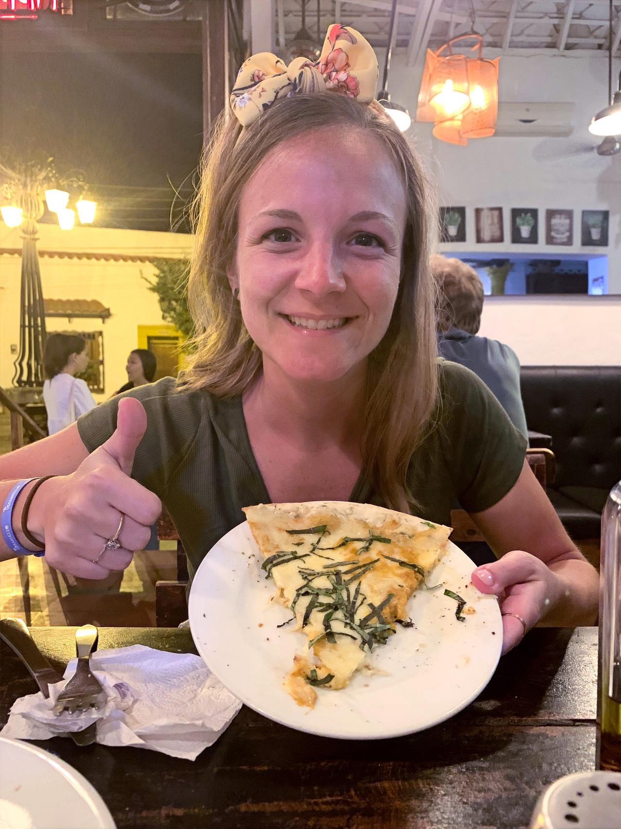 best pizza places cartagena Columbia