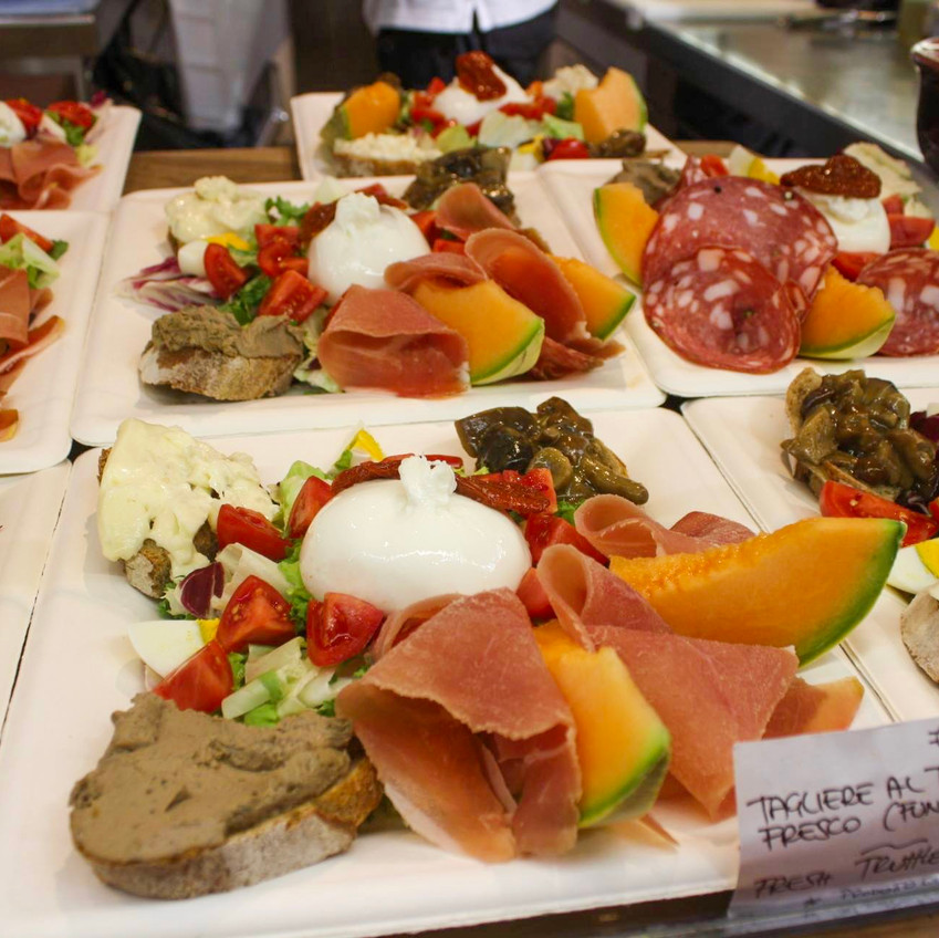 restaurants in florence italy