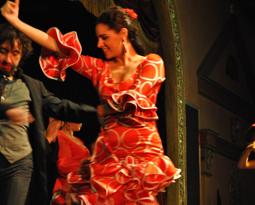 dancer in best things to do in madrid spain