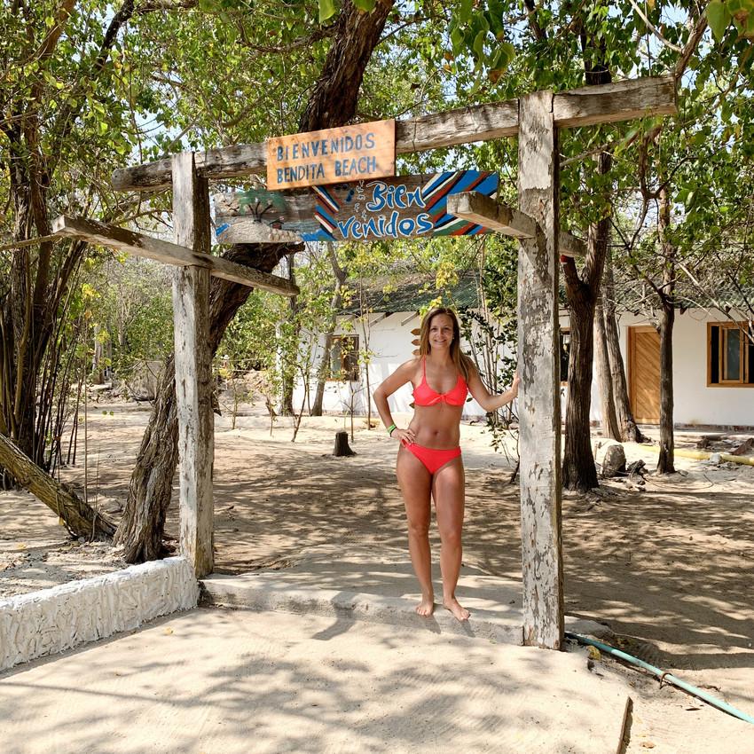 rosario islands day trip in Cartagena Columbia