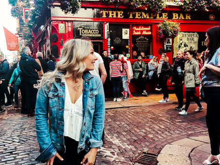 The Ultimate Self-Guided Dublin Pub Crawl