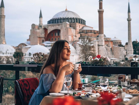 The Perfect 7 Day Turkey Itinerary with Ashley Jones!