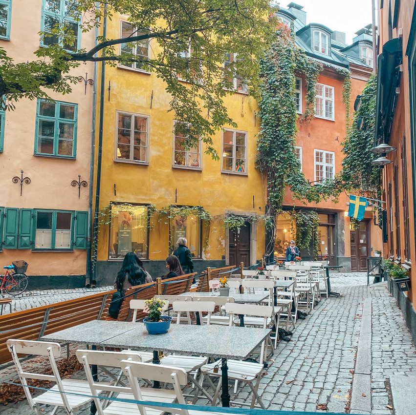 things to do in gamla stan Sweden