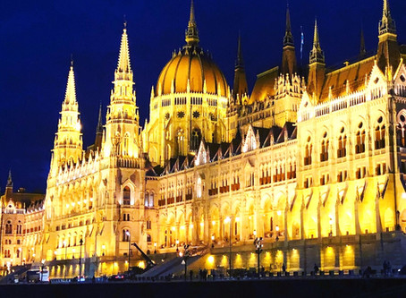 A Weekend Itinerary to Budapest