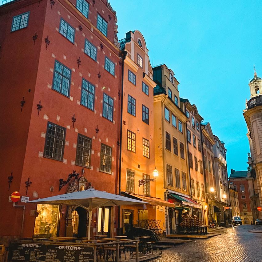 stockholm travels