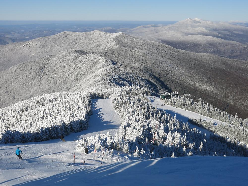 Best ski resorts in vermont