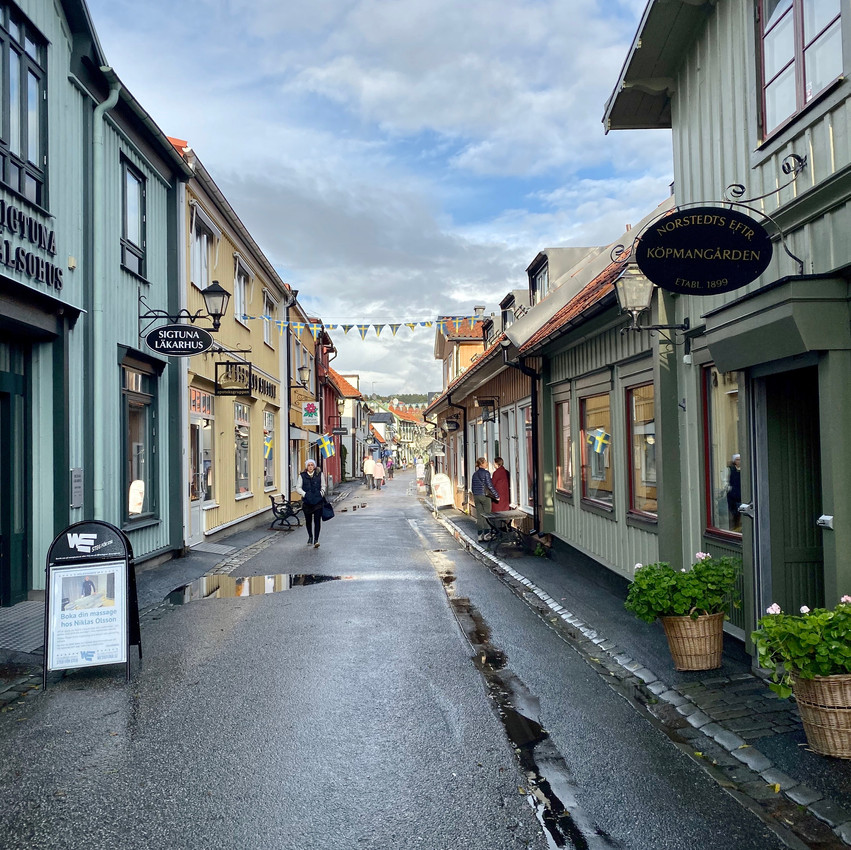 best places to go in Scandinavia