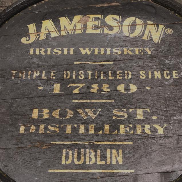 Jameson tour in Dublin