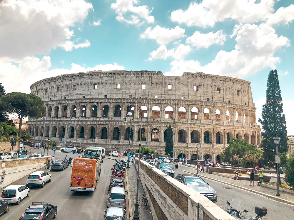 Rome in best Italy travel guide for travel tips