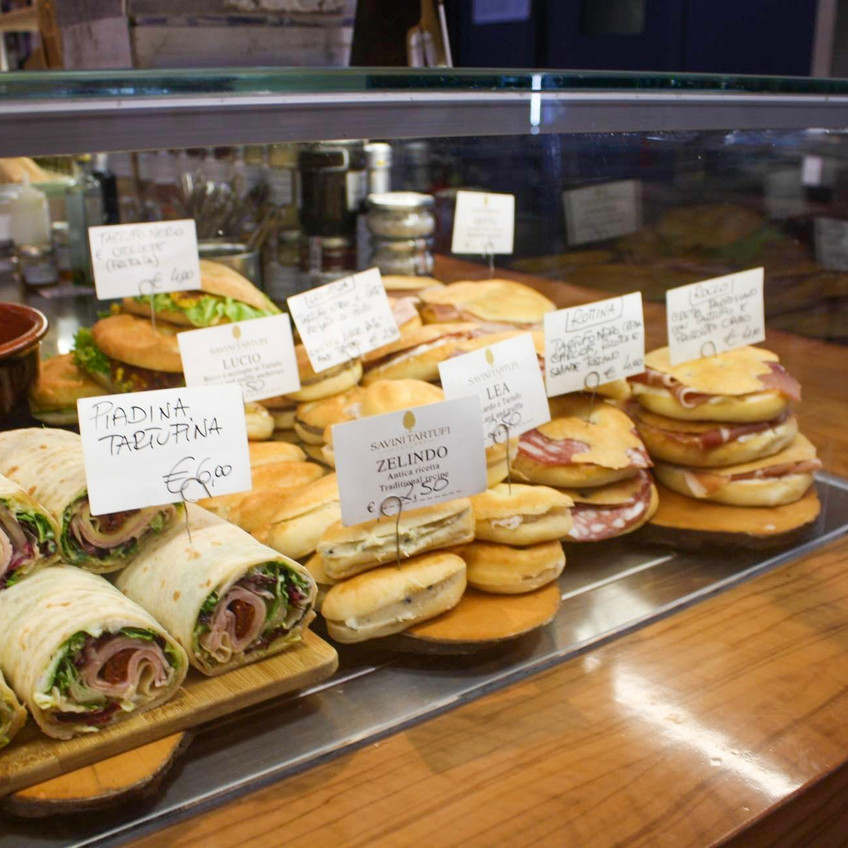 what to eat in Florence Italy