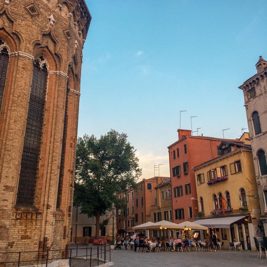 Venice street guide