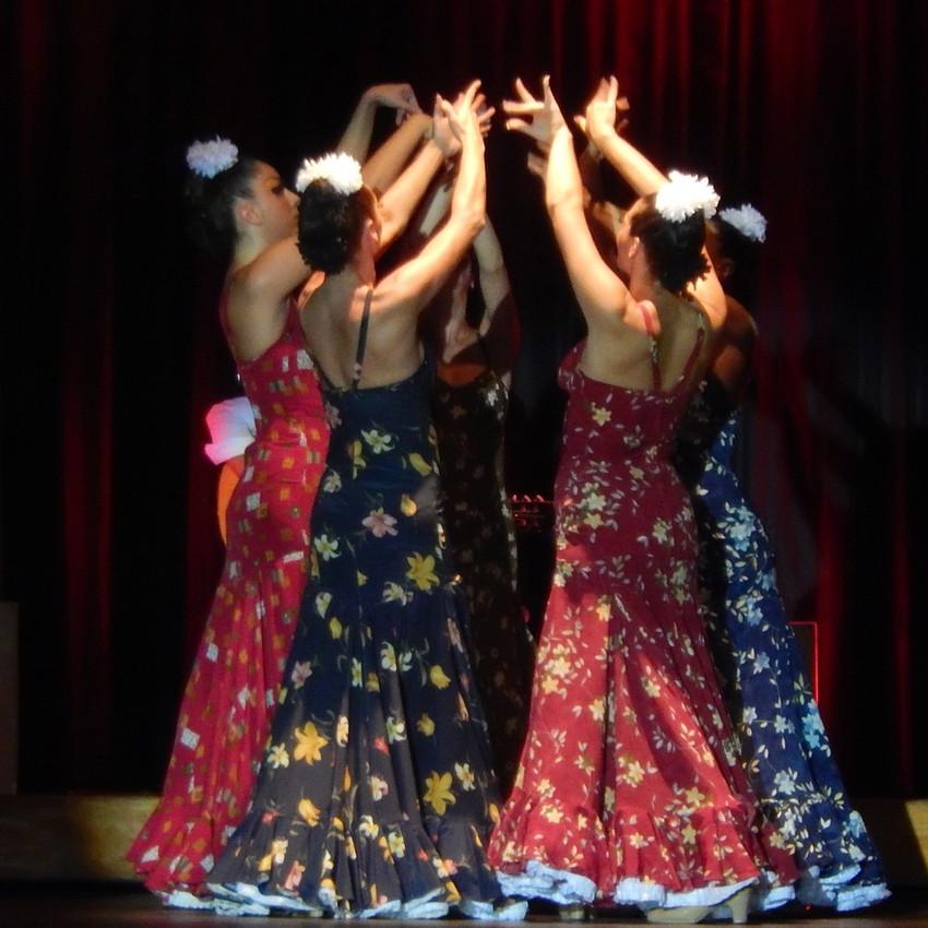 flamenco dancing madrid spain