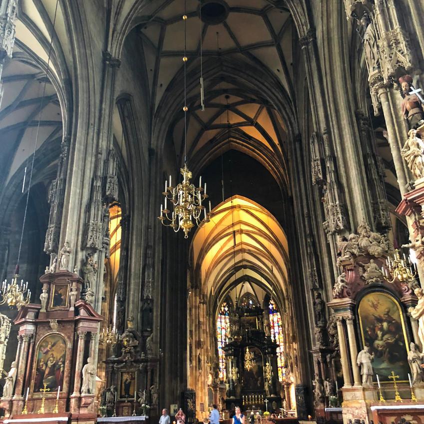 st. Stephens cathedral Vienna Austria