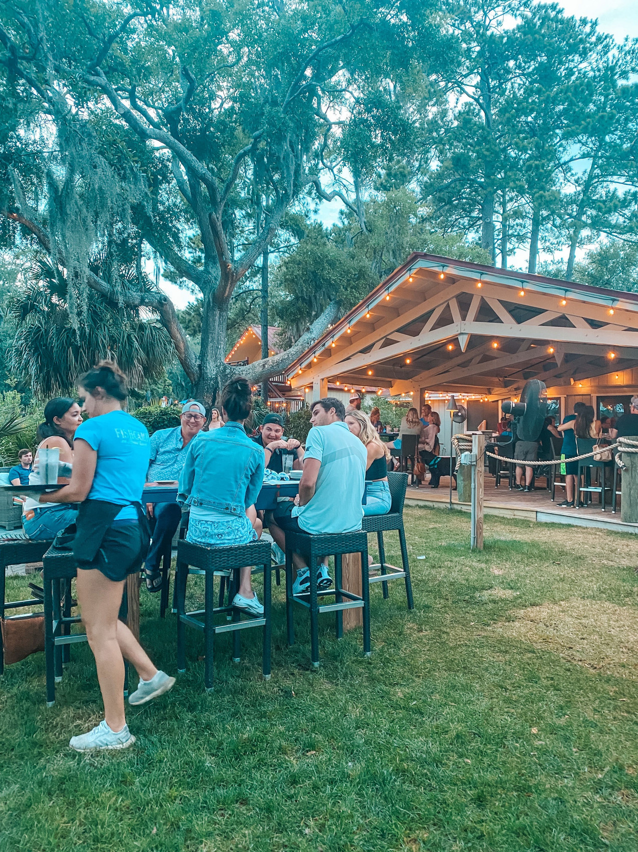 Fishcamp at best restaurants in Hilton Head