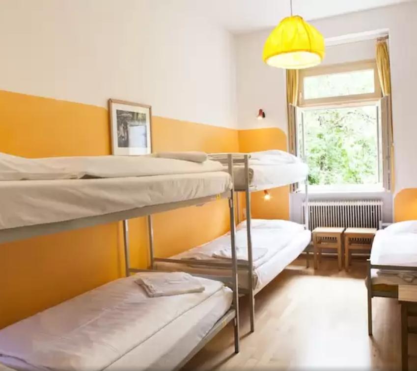 hostels in Vienna Austria
