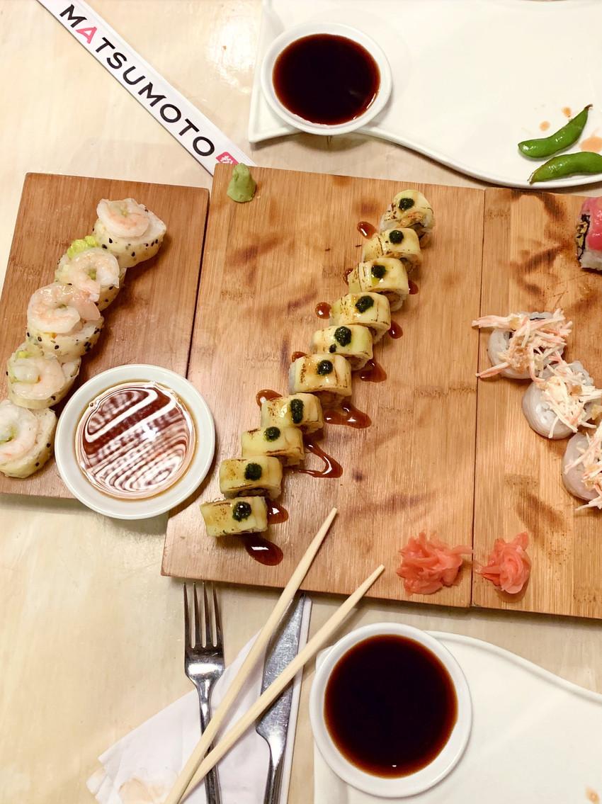 best sushi in Cartagena