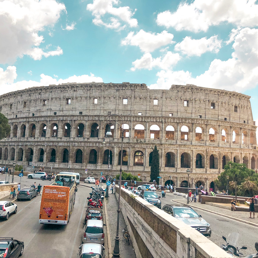 tips for seeing the colosseum in Rome