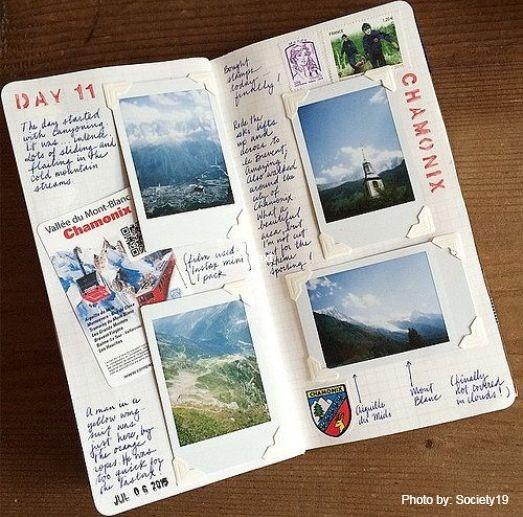 travel journal for travel gifts