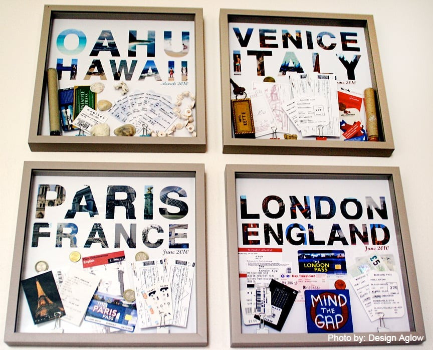shadow boxes for best ways to travel