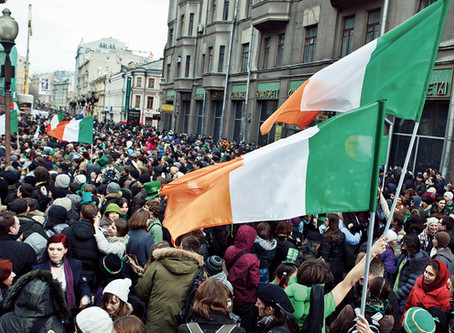 Saint Patrick's Day Celebrations That Are STILL Going On In 2020