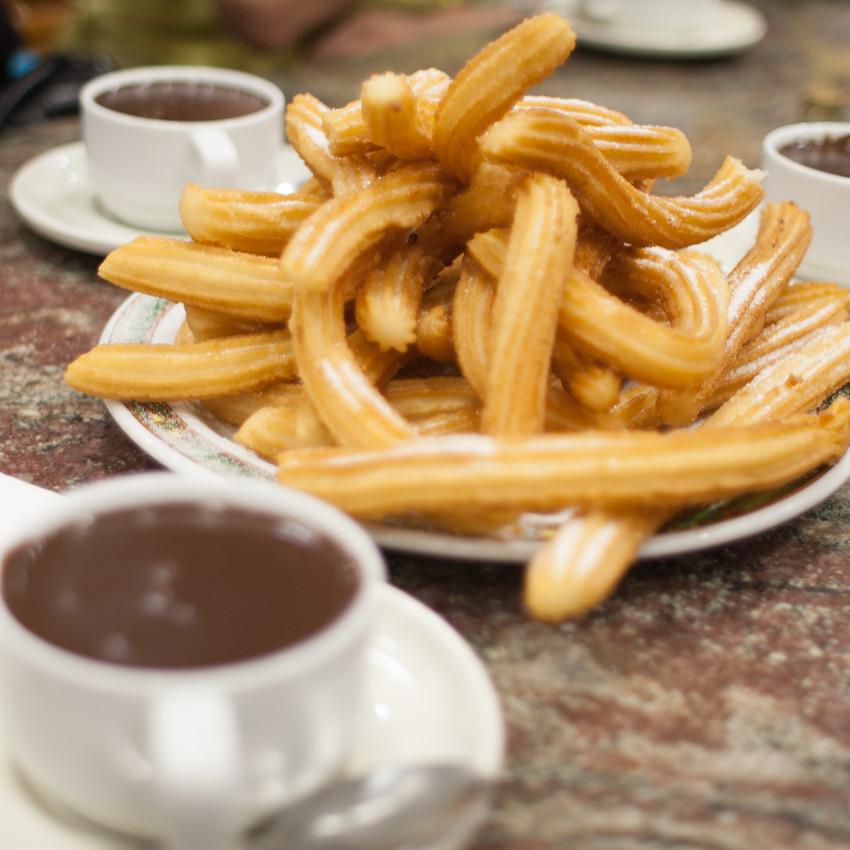 best food to eat in madrid spain