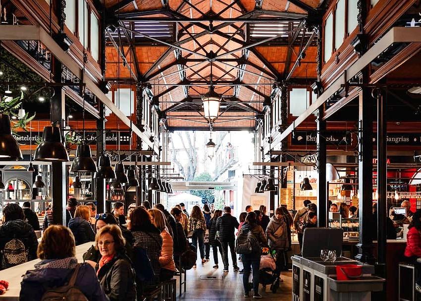 best restaurants in madrid spain