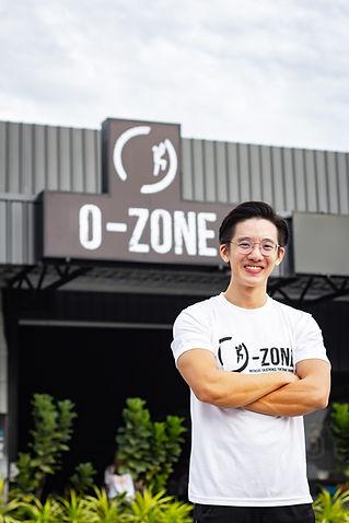 Jeffrey, O-Zone Fitness Calisthenics Coach