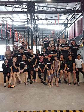 O-Zone Hangout with Woodbox Fitness Melaka