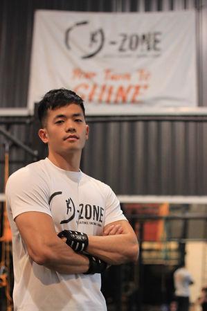 Kendy, O-Zone Fitness Calisthenics Coach