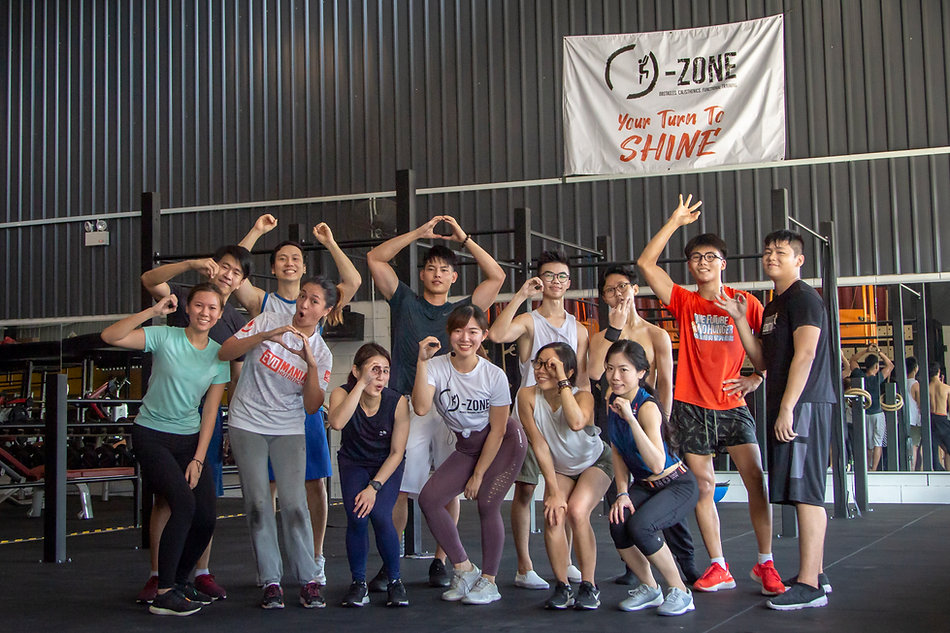 O-Zone Fitness Community