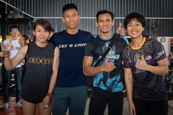 SEA Games Athlete in O-Zone
