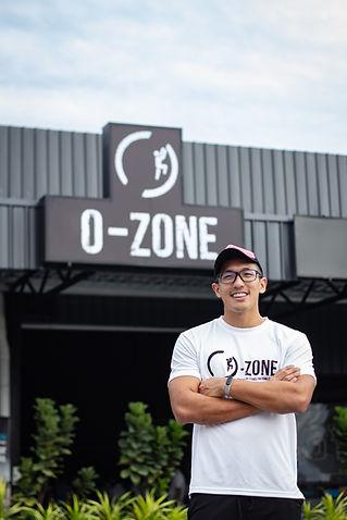 Jo Chuan, O-Zone Fitness Finance Director