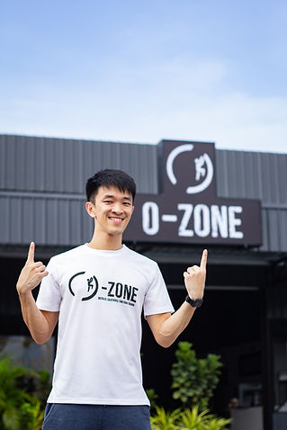 Hui Vern, O-Zone Fitness Business Development Director