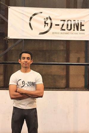 Haziq, O-Zone Fitness Handstand Coach