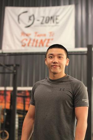 Benjamin, O-Zone Fitness Calisthenics Coach