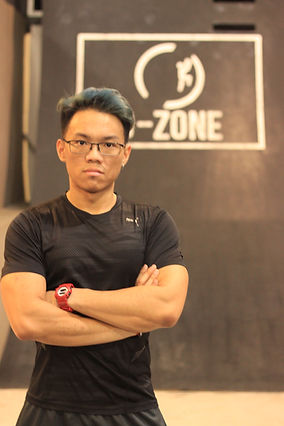 Damon, O-Zone Fitness Calisthenics Coach