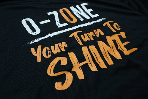 Your Turn To Shine Tee (Black)