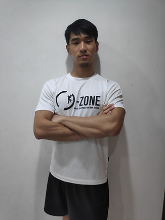 Shawn Kang, O-Zone Fitness Calisthenics Coach