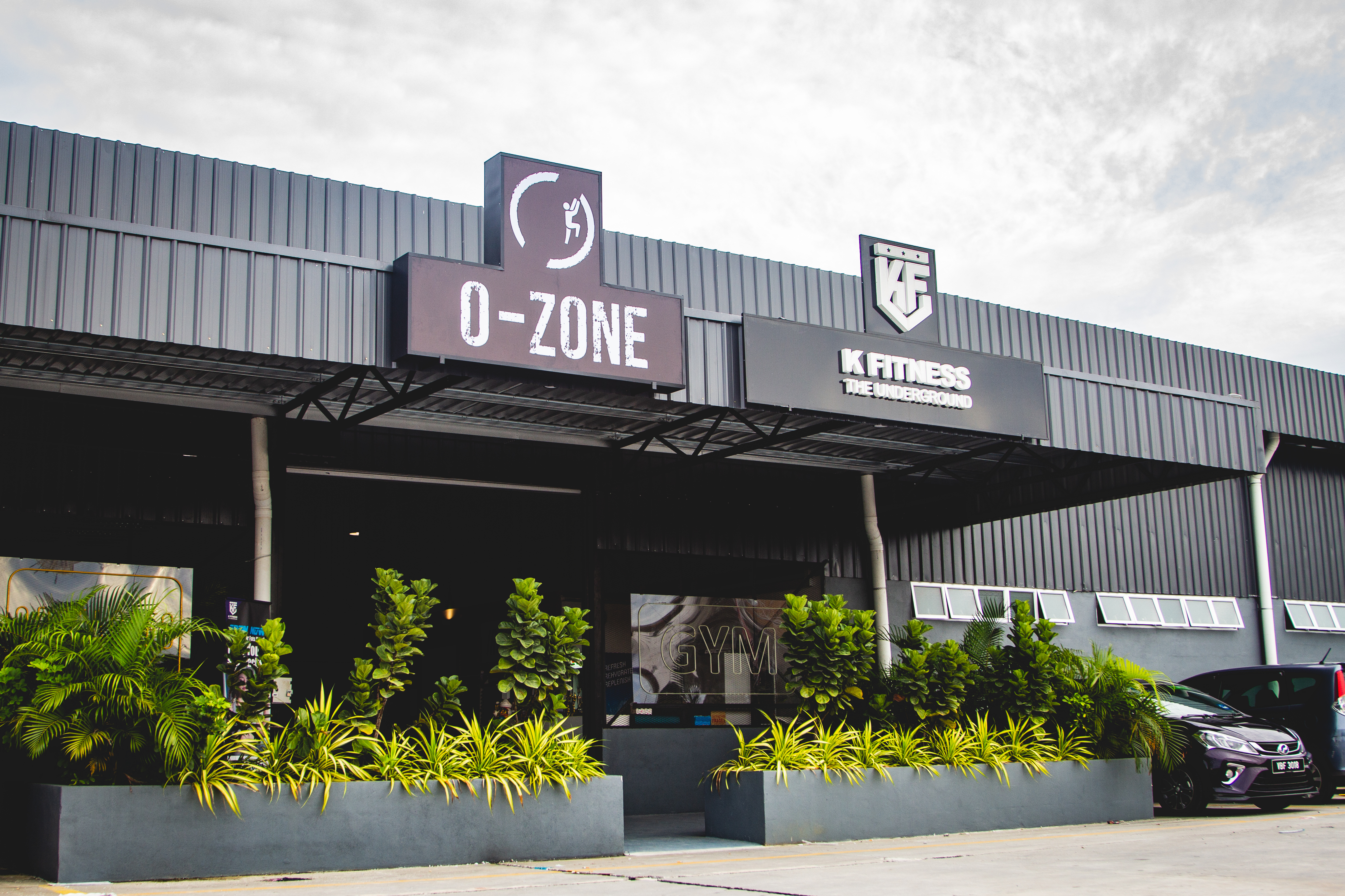 O-Zone & K-Fitness