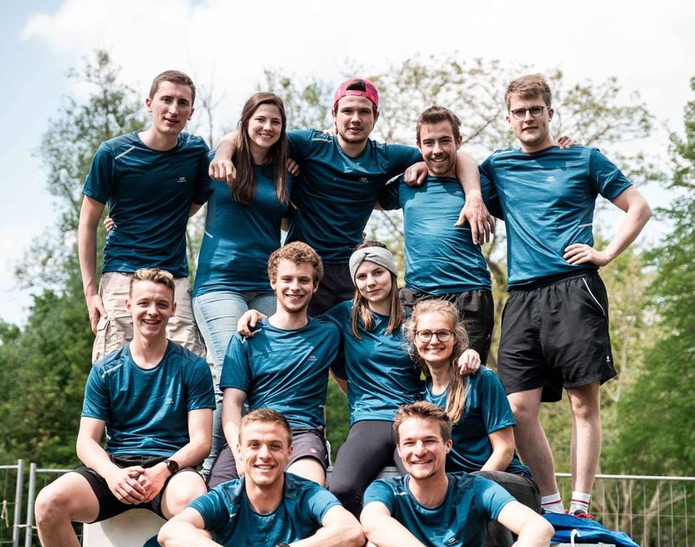 équipe triatlon 2019