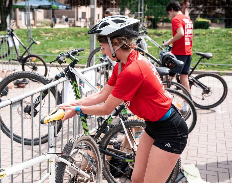 prise des vélo