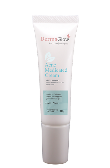DermaGlow Acne Medicated Cream