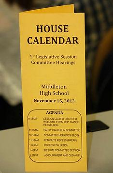 legislative semester