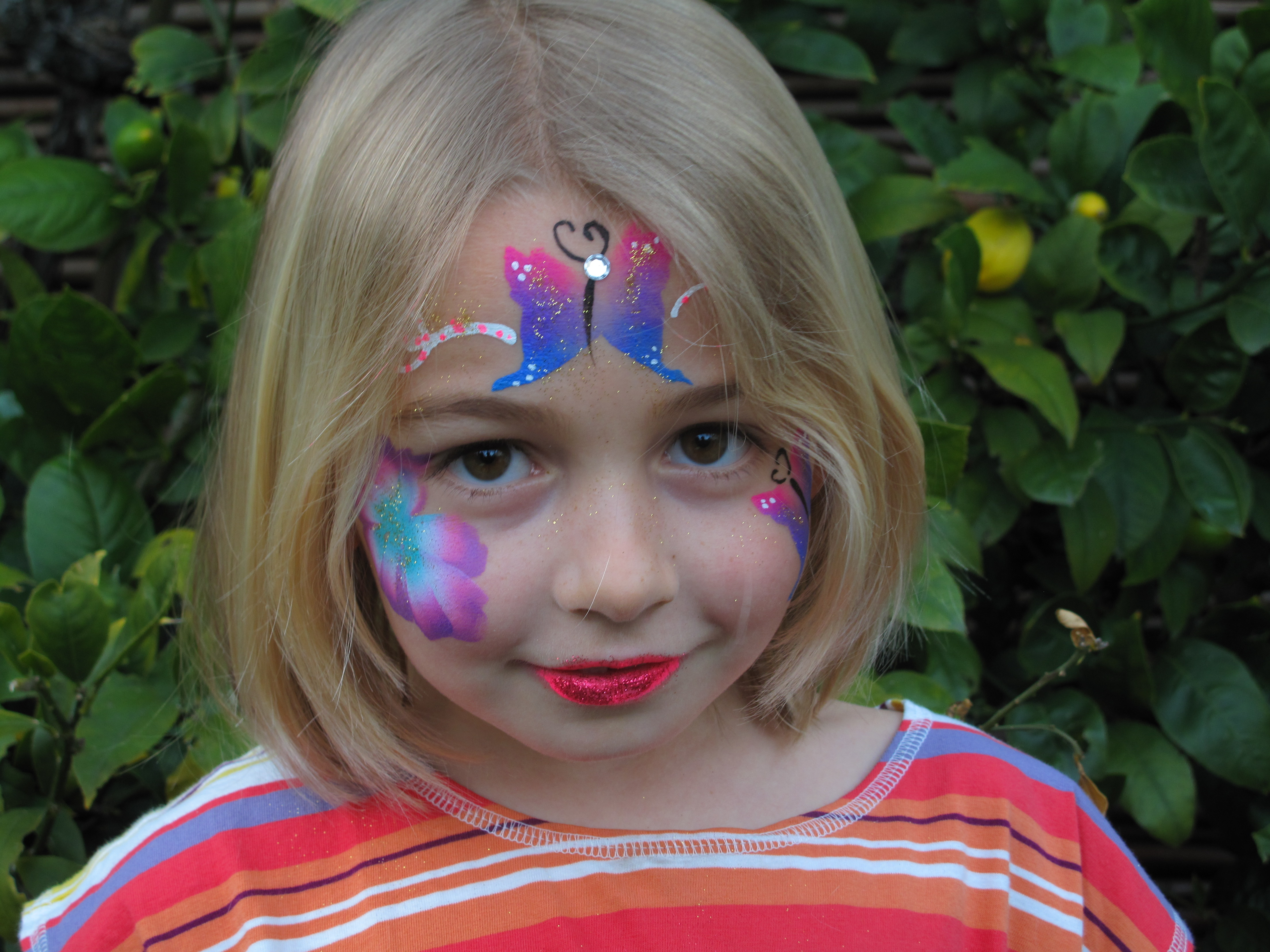 party face painter