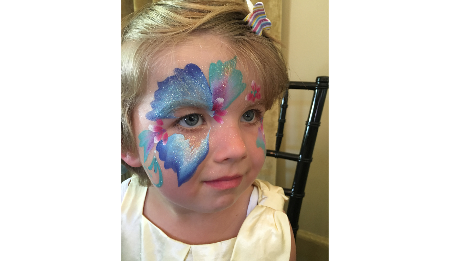 Children's Face Painting Bay Area