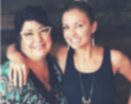 Reena Kaven and Amy Hogan - Studio Mantra Founders
