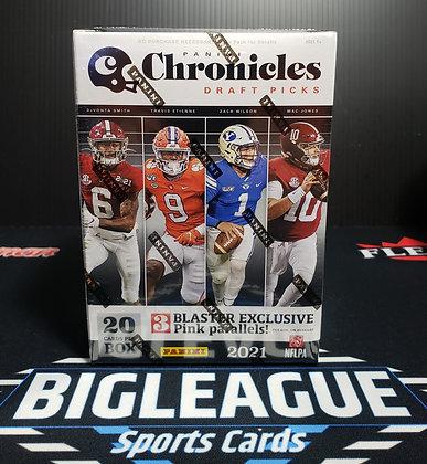 2021 Chronicles Draft Picks Blaster Box