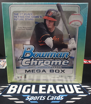2020 Bowman Chrome MEGA Box