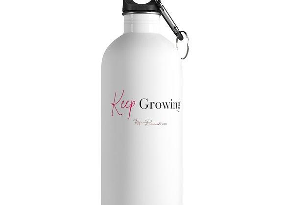 Keep Growing: Water Bottle