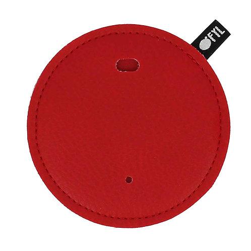 Range-écouteurs Rouge